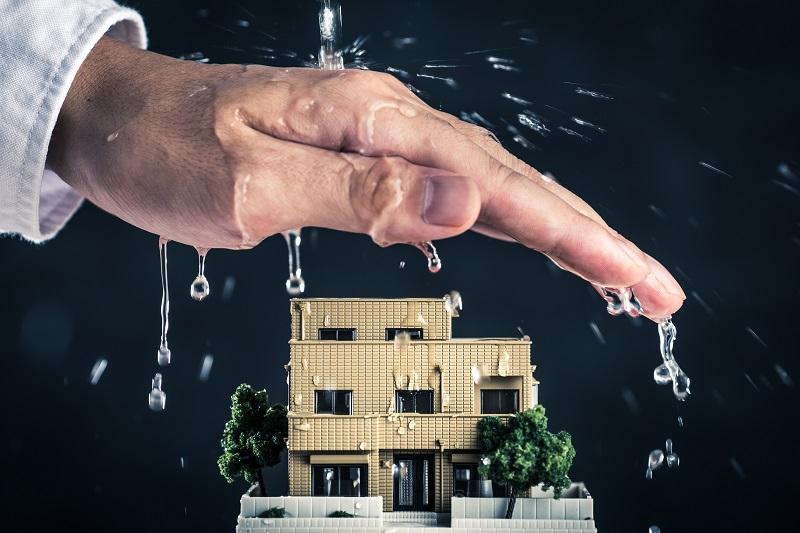 雨漏りがマンション総合保険の対象とならない場合